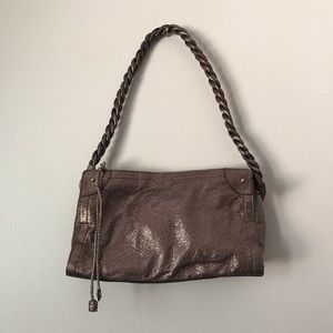 Relic bronze brown bag small size